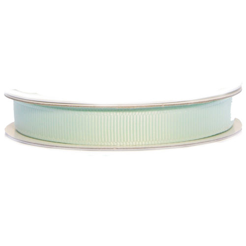 Ripsband Rolle - 10 mm - pastellmint